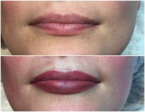 Prices Lips Tint Tattoo